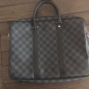 Louis.Vuitton Laptop Bag